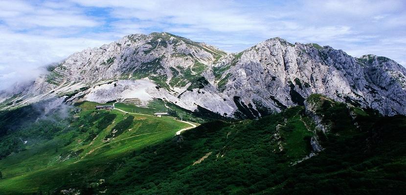 سلسلة جبال الألب