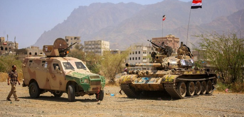 الجيش اليمني يحرر مواقع جديدة في صعدة
