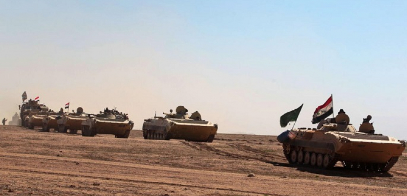 القوات العراقية تحرر الجزء الشمالي لحي 17 تموز غربي الموصل