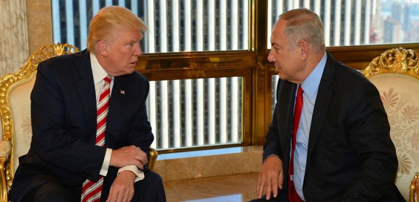 البيت الأبيض: ترامب ونتنياهو بحثا إيران والأمن القومي