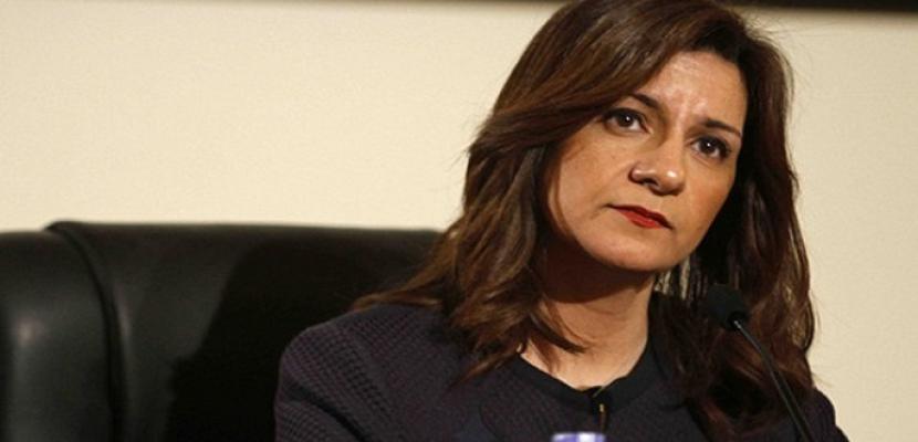 وزيرة الهجرة تتوجه إلى الكويت لمتابعة تفاصيل حادث الاعتداء على المواطن المصرى