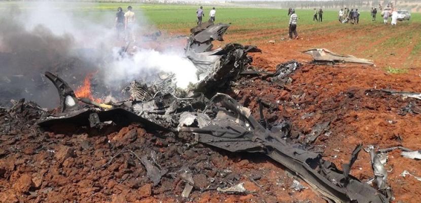 تحطم طائرة عسكرية إسبانية ومقتل قائدها