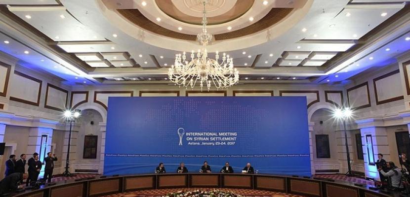 الخارجية الكازاخية: لقاء جديد حول سوريا يومي 25 و26 أبريل الجاري