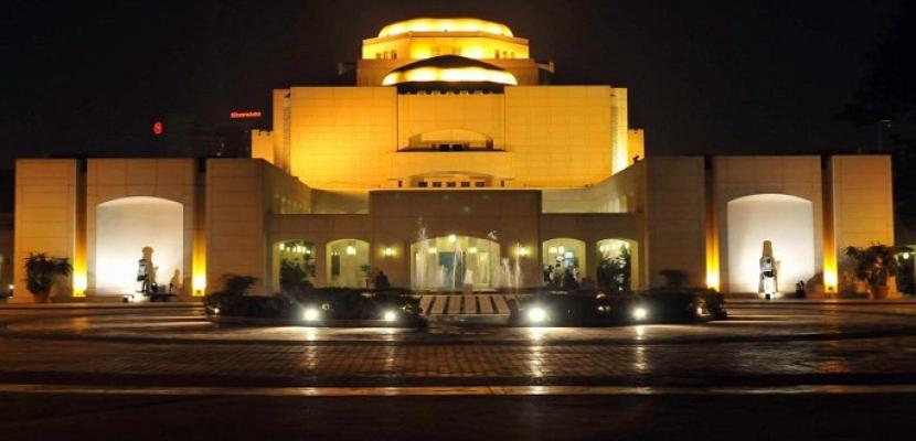 الخميس.. انطلاق المهرجان الصيفي على المسرح المكشوف بالاوبرا