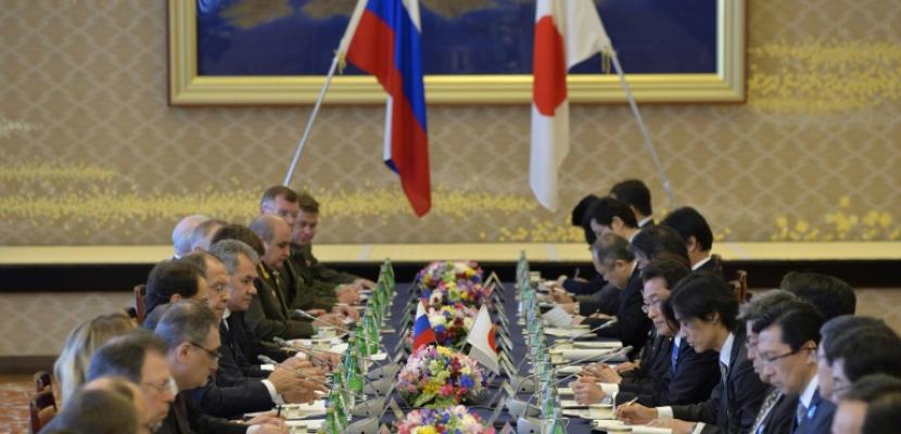 محادثات روسية-يابانية على خلفية الازمة الكورية الشمالية