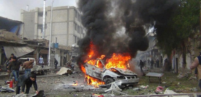 إصابة 6 أشخاص إثر انفجار سيارة مفخخة بكركوك