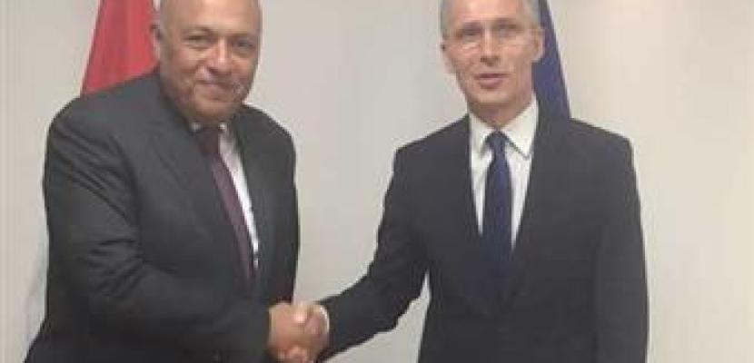 مصر والناتو .. مرحلة جديدة وفق ثوابت السياسة