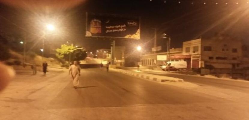 مقتل شرطي فلسطيني في اشتباكات جنائية بالضفة الغربية