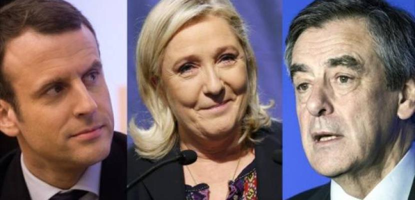مناظرة تلفزيونية بين أبرز مرشحي الانتخابات الفرنسية
