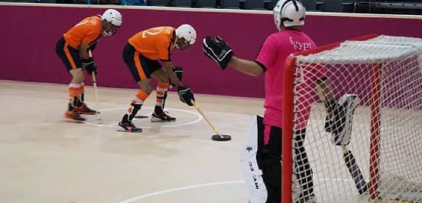 مصر تخسر أمام الجزائر في الهوكى الأرضى بألعاب النمسا
