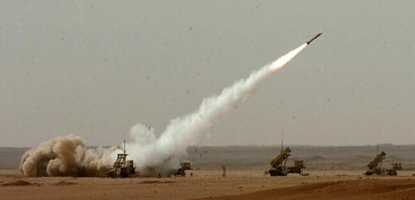 قوات التحالف تعلن اعتراض صاروخ باليستي أطلقه الحوثيون من اليمن باتجاه جازان