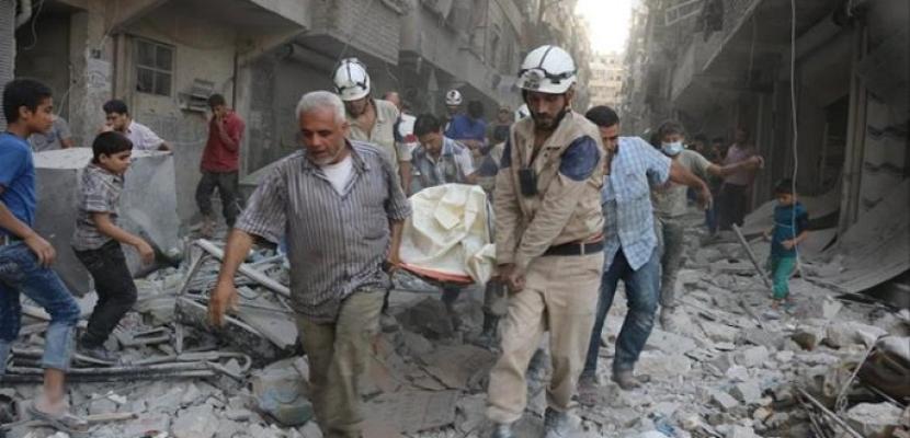 مقتل ميجر بمشاة البحرية الروسية في قتال في سوريا