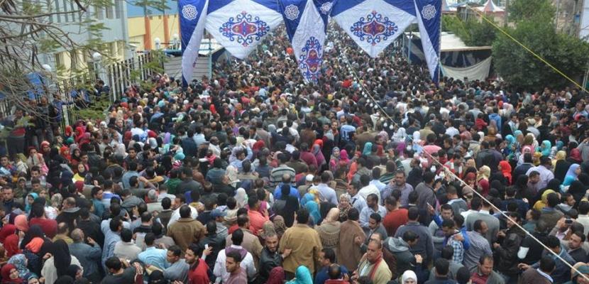 كفرالشيخ : ملتقى التوظيف الأول يستقبل 85 ألف شخص