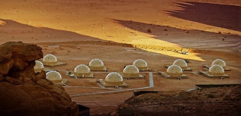 العلماء الروس يكتشفون سر اختفاء الماء على سطح المريخ