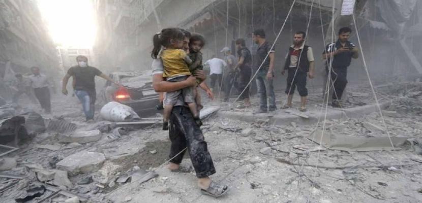 الجارديان: 2017 أسوأ عام على أطفال سوريا