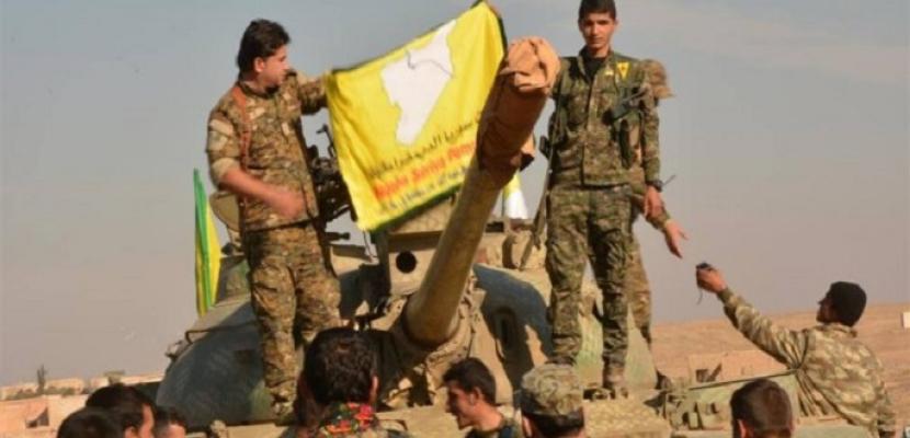 قوات سوريا الديمقراطية: داعش هاجم مواقعنا تزامنا مع تأهب تركيا شن عملية عسكرية شمال سوريا