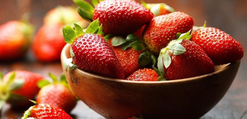 دراسة : الاستهلاك اليومي للفراولة يقلل من خطر الإصابة بسرطان الثدي