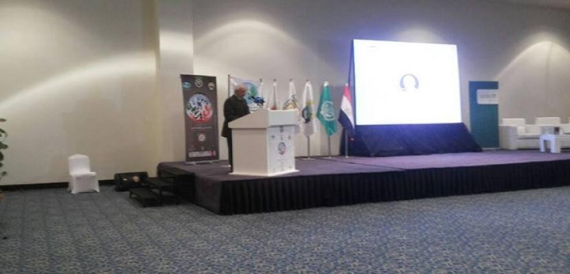 انطلاق فعاليات المؤتمر الدولى العربي للرياضة للجميع بشرم الشيخ
