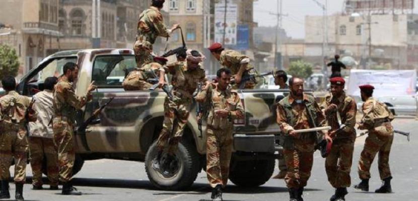 قوات الجيش اليمني تُحبط هجوما للميليشيا بالجوف
