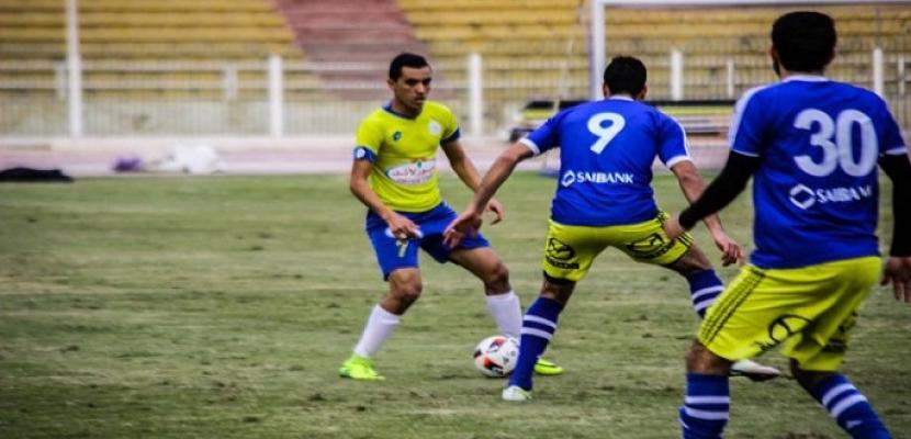 المقاولون العرب يتعادل مع الإسماعيلي بهدف لكل منهما في الدوري الممتاز