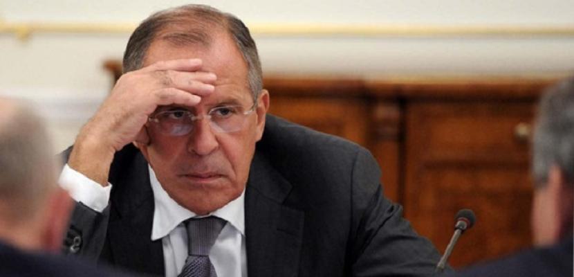 لافروف: معاداة روسيا في الولايات المتحدة لا تبعث على الثقة