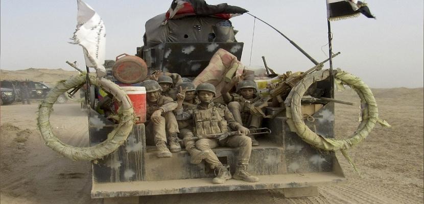 حرب الفلوجة في العراق