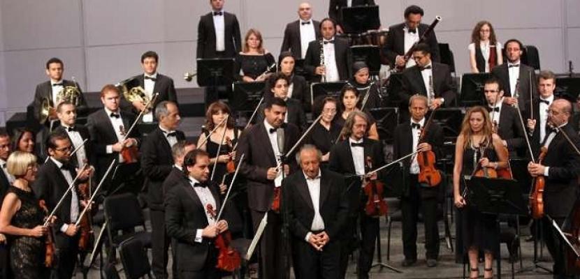 أوركسترا القاهرة السيمفوني يفتتح أولى حفلات شهر رمضان على المسرح الكبير بالأوبرا