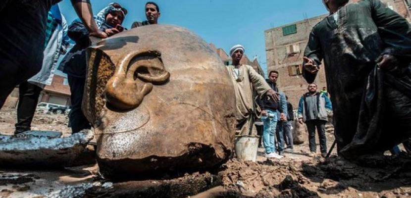 وزير الآثار: 2017 عام الاكتشافات الأثرية في مصر