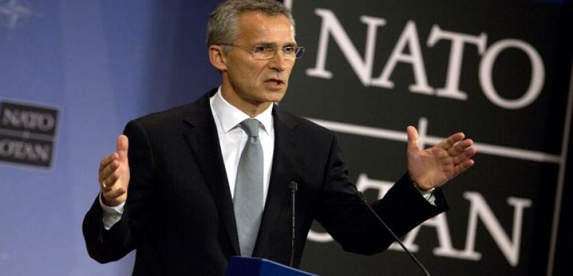أمين عام حلف الأطلسي: على تركيا التحلي بضبط النفس في سوريا