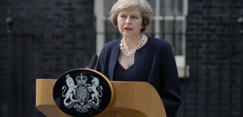 البرلمان البريطانى يستجوب تيريزا ماى بسبب سوريا