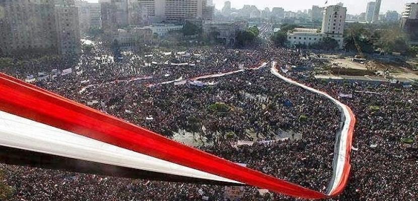 ثورة 30 يونيو.. يوم مجيد وعصر جديد وانتصار للهوية والمستقبل