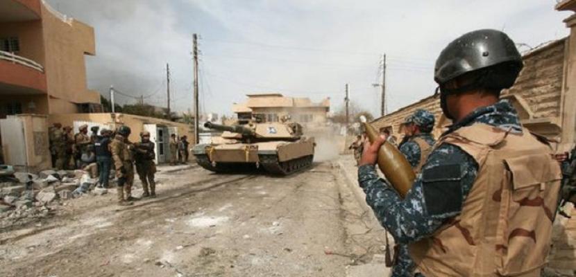 القوات العراقية تبدأ عملية عسكرية موسعة لتعقب خلايا داعش بديالي