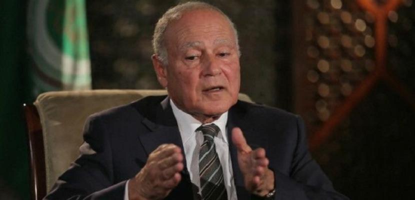 أبو الغيط يبحث مع رؤساء الجمعية العامة ومجلس الأمن ومفوضية الاتحاد الأفريقي التطورات في المنطقة العربية