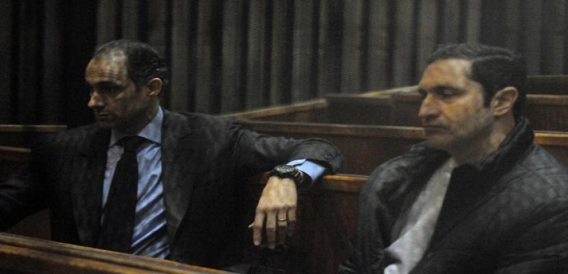 الجنايات تستمع اليوم للمرافعة في محاكمة علاء وجمال مبارك بقضية التلاعب بالبورصة