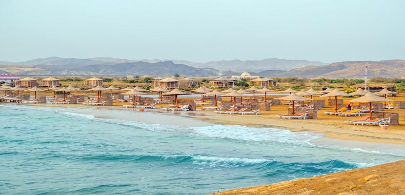 شواطئ مصر الساحرة