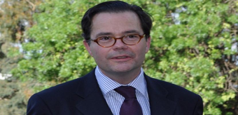 سفير فرنسا من دار الأوبرا : عام ٢٠١٩ له أهمية خاصة في العلاقات المصرية الفرنسية