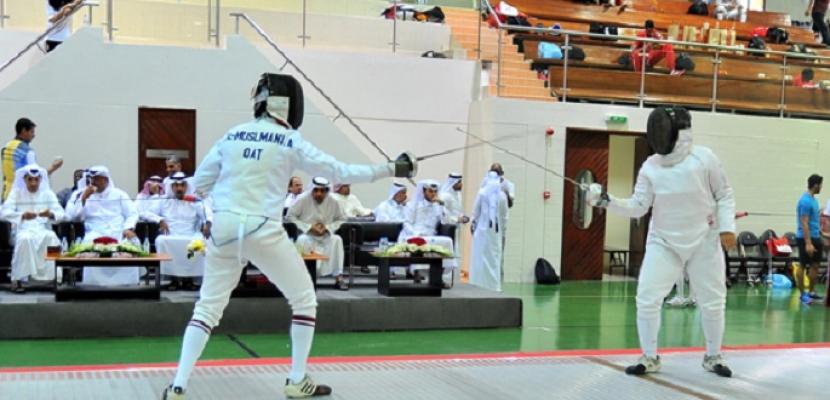 مصر تحصد 11 ميدالية في البطولة العربية للمبارزة