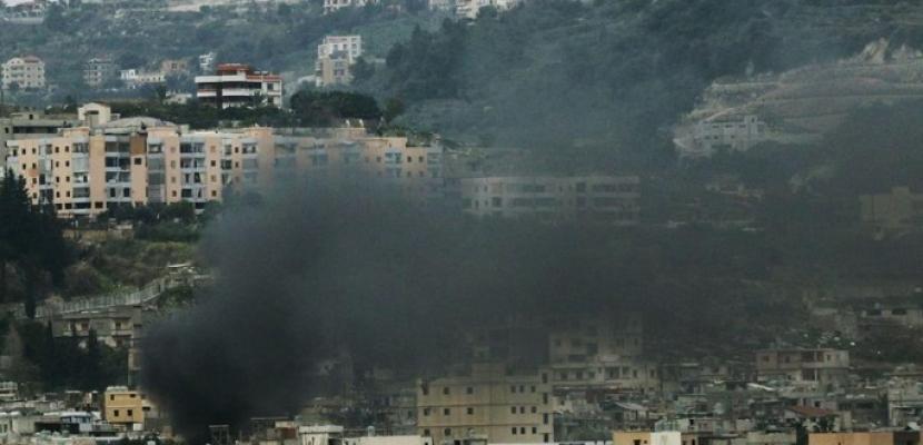 تجدد اشتباكات مخيم عين الحلوة في لبنان