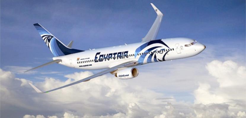 """""""مصر للطيران"""" توقع خطاب نوايا لشراء 12 طائرة بقيمة1.1 مليار دولار"""