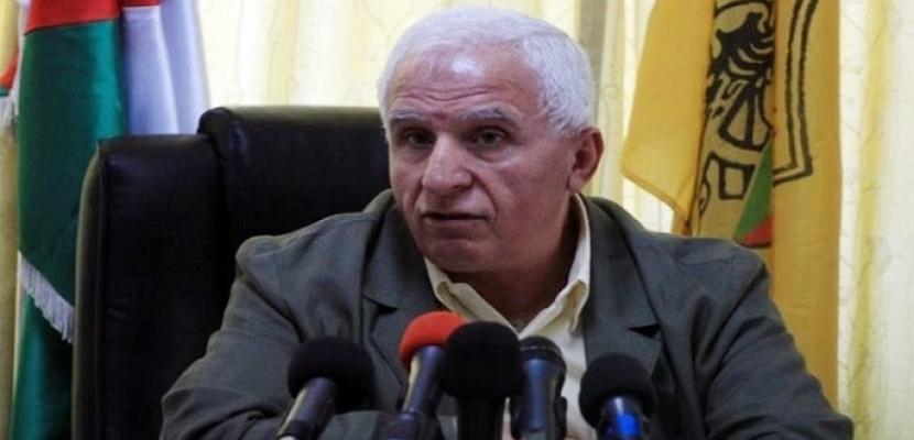 رئيس وفد حركة فتح: مصر راعية الأمن القومي العربي