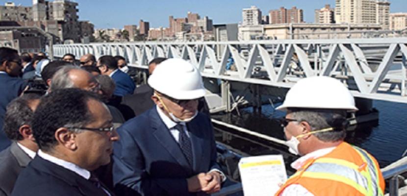 رئيس الوزراء يعقد اجتماعا لمتابعة الدراسات الخاصة بتطوير محور ترعة المحمودية بالأسكندرية