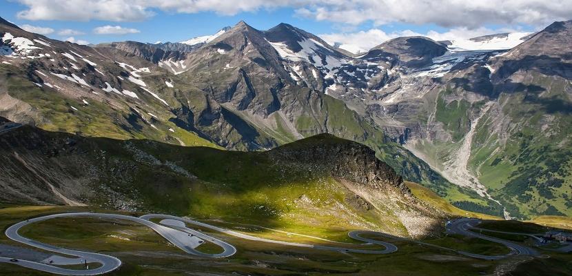 محمية هوهي تاورن في جبال الألب