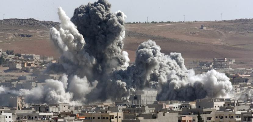 ارتفاع حصيلة ضحايا الغارات على الأتارب السورية إلى 61 قتيلا