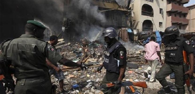 مقتل 30 شخصا على الأقل في سلسلة تفجيرات بنيجيريا