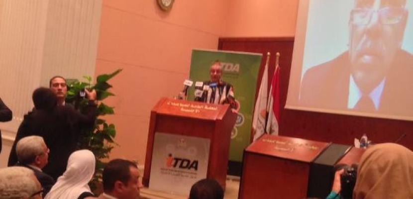 وزير التموين يفتتح المرحلة الثالثة من ميكنة السجل التجاري