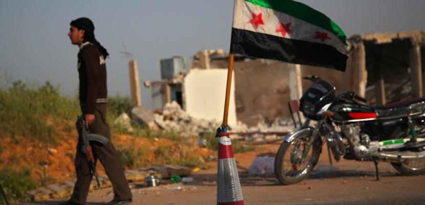 إتفاق لوقف إطلاق النار بين فصائل معارضة سورية في جنوب دمشق برعاية مصرية