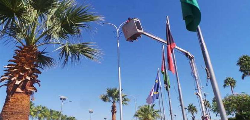 سفيرة لاتفيا بالقاهرة: القمة العربية الأوروبية بشرم الشيخ فرصة ذهبية لتبادل الآراء حول مختلف القضايا
