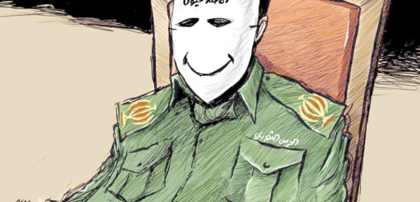 الوجه الإيراني