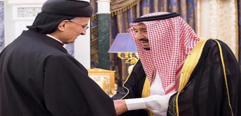 البطريرك اللبناني بشارة الراعي يلتقي الملك سلمان وسعد الحريري في زيارة تاريخية للسعودية