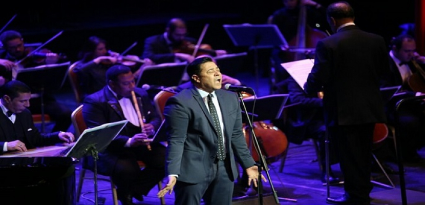 مدحت والحجار يحييان حفلات موسيقية ضمن فعاليات مهرجان الموسيقى العربية